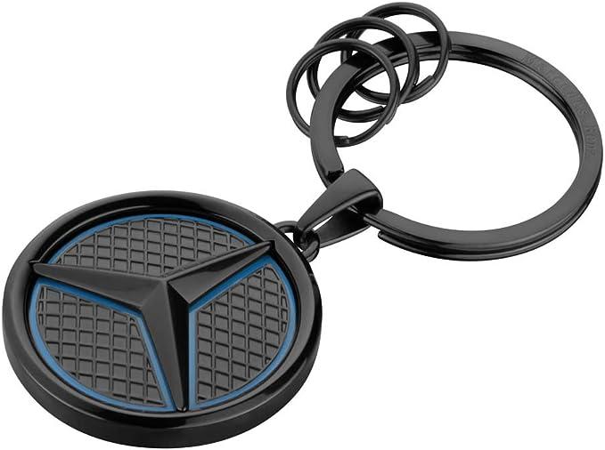 Original Mercedes Benz Schlüsselanhänger Schwarz Las Vegas Black Edt Bekleidung
