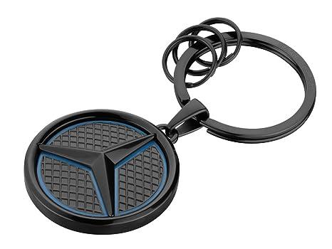 Mercedes-Benz - Llavero negro negro: Amazon.es: Equipaje