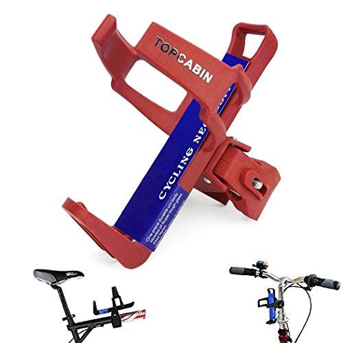 TOPCABIN Adjustable Bicycle Bottle Holder product image