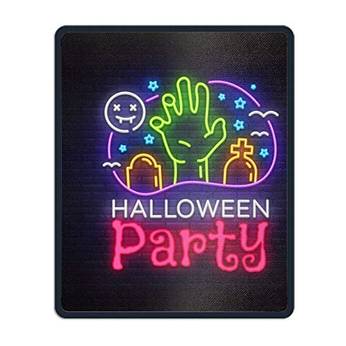 Halloween Party Funny Design Personalized Rectangle Mouse Pad -