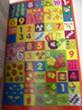 Apple Seed Workbook with Reward Stickers ~ Numbers 1-12
