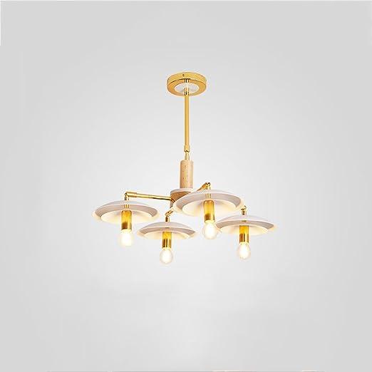 Shuang Chandelier Modern Ceiling Light With Lighting Living Room Cafe Restaurant Retractable Dining Lamp