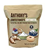 Anthony's Confectioner's Erythritol, 2 lb, Non