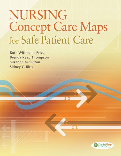 Nursing Concepts Care Maps F/Safe...