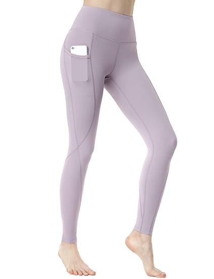 fff30424849e8b TSLA Yoga Pants High-Waist Tummy Control w Side/Hidden Pocket Series, Pocket