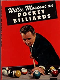 Willie Mosconis Winning Pocket Billiards Willie Mosconi - Mosconi pool table