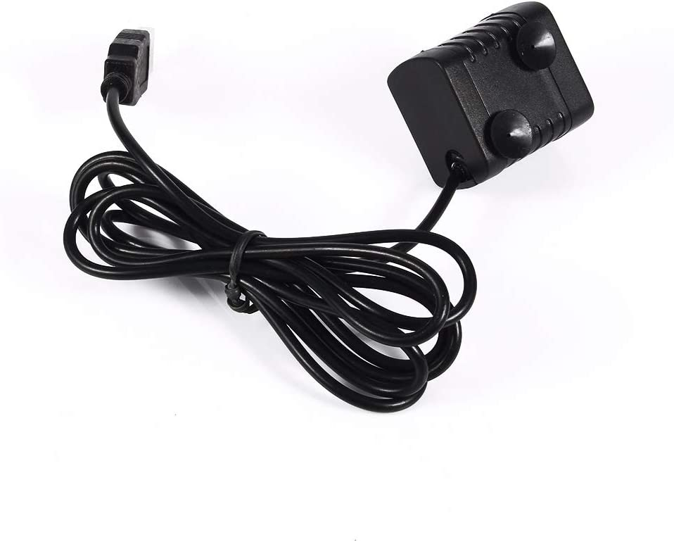 Brushless DC 6V Micro Submersible Water Pump Waterproof for Aquarium Fountain Garden House Water w//USB Plug