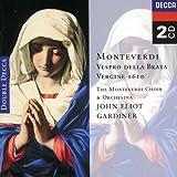 Monteverdi: Vespers [Vespro della Beata Vergine 1610] /Monteverdi Choir & Orchestra · Gardiner
