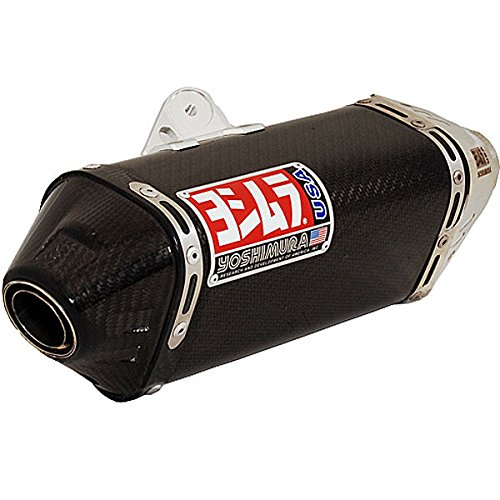 (Yoshimura 192973 TRC Full Exhaust System (Stainless Sleeve and Carbon End Cap))