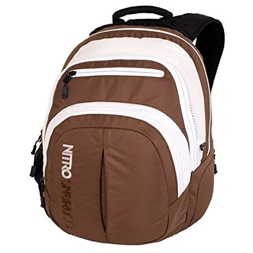 Snowboards Brown Brown 2018 Nitro 49 Daypack cm liters Casual 29 dpxaqRwF