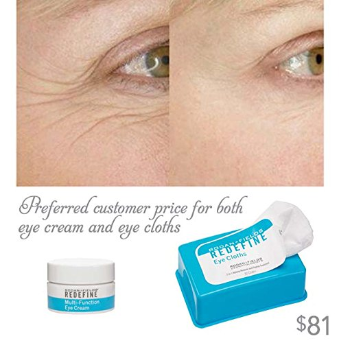 Rodan And Fields Redefine Multi Function Eye Cream And Eye Cloths