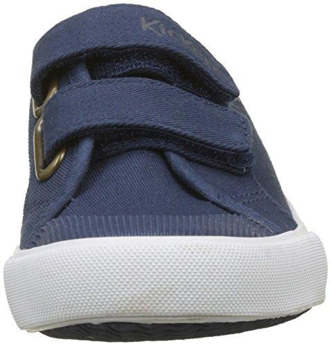 Kickers Godille, Zapatillas Unisex Niños azul (Marine)