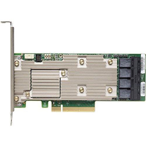 Lenovo 7Y37A01085 Thinksystem Raid 930-16i 4gb Flash Pcie 12gb Adapter from Lenovo Group Limited