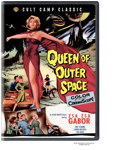 Image result for queen of outer space amazon