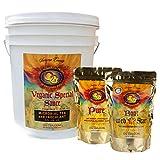OG Tea Veganic Special Sauce VSS 40lbs + Root Webstar 1lb + Pure 1lb Bundle for Flowers Fruits Vegetables Trees Organic Soilless Media Mycorrhizal Fungi Inoculant