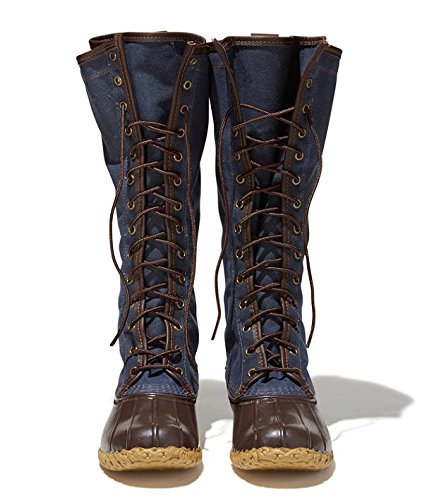 c2cdb530bfd L.L.Bean Signature Women's Waxed-Canvas Maine Hunting Boot, 16
