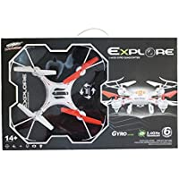 S48 Radio Control Quadcopter Drone 360 Degrees Eversion Aircraft 6-Axis 2.4GHz 6 Channel Hobby Toys