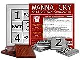 spyhunter 2 - DA CHOCOLATE Cute Candy WANNACRY Chocolate Gift Set computer virus design 5x5in 1 box (Screenshot)
