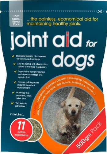 GWF Nutrition Joint Aid Dog Joint Supplement x 500g