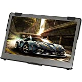 GeChic 1305H 13.3' FHD 1080p Portable Monitor with HDMI, Ultra Slim, Light Weight, Horizontal & Vertical Display Connect, Audio Jack