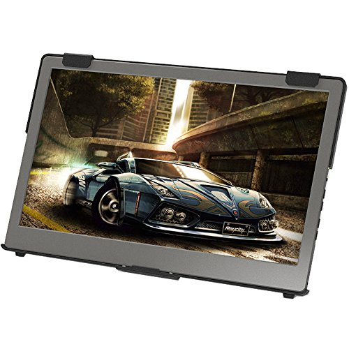 (GeChic 1305H 13.3 inch FHD 1080p Portable Monitor with HDMI, Ultra Slim, Light Weight, Horizontal & Vertical Display Connect, Audio Jack)