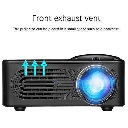 siberiantiger VentilacióN Proyector HD Portatil,Proyector ...