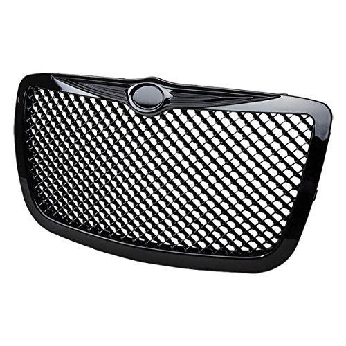 chrysler-300-300c-abs-plastic-mesh-front-bumper-grille-black-1st-gen