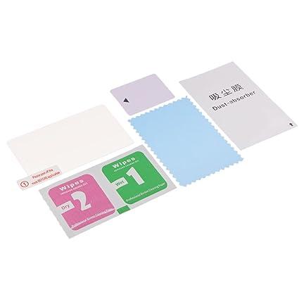 non-brand Sharplace Glass Screen Protector Toallita Húmeda/Seca para Sony Sony A6300 Accesorios