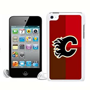 NHL Calgary Flames NHL Ipod Touch 4 case High Quality By zeroCase