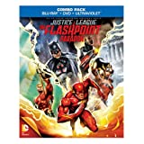 Dcu: Justice League: The Flashpoint Paradox [Blu-ray + DVD + ULTRAVIOLET ] (Bilingual)