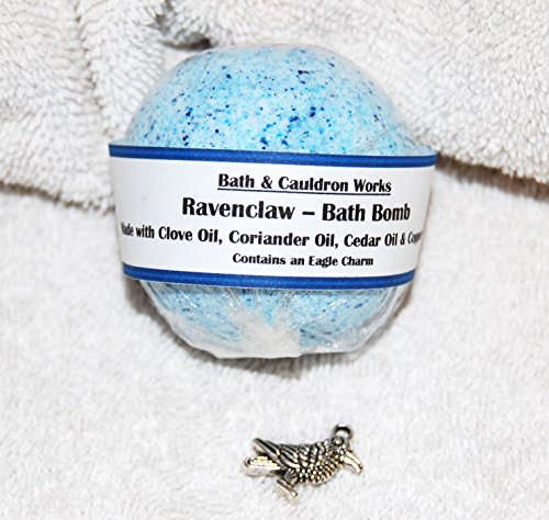 Harry Potter Hogwarts Houses Ravenclaw Bath Bomb with, used for sale  Delivered anywhere in USA