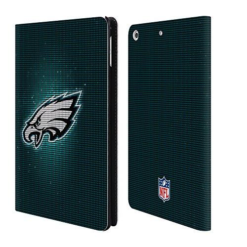 7/18 Philadelphia Eagles Leather Book Wallet Case Cover for iPad Mini 4 ()