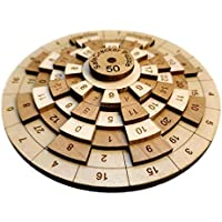 Creative Crafthouse - Safecracker 50 Difficult Math Puzzles for Adults