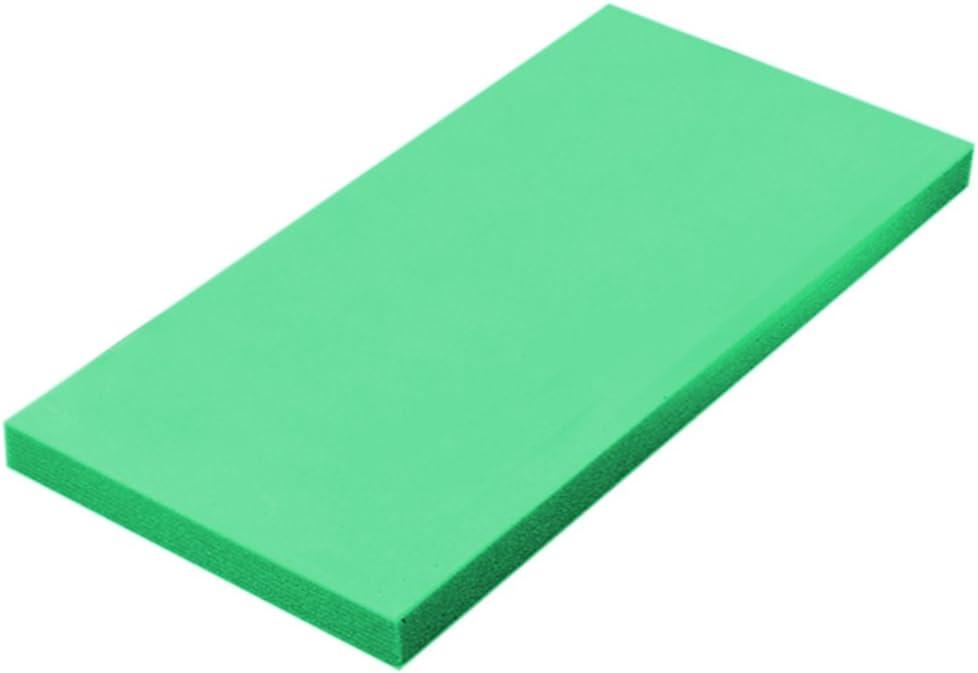 ヤマケン 積層 はがせるカラーまな板 グリーン 4号A-51mm