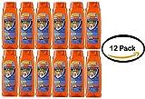 Pack of 12 - Hartz UltraGuard Citrus RidFlea Shampoo, 18oz