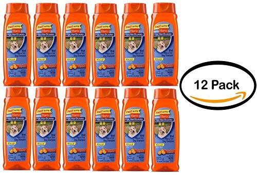Pack of 12 - Hartz UltraGuard Citrus RidFlea Shampoo, 18oz by HARTZ