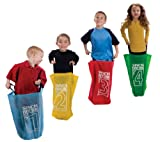Toysmith Sack Race Game Set (Assorted Colors)