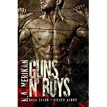 Guns n' Boys: Gilded Agony (Book 7) (gay dark mafia romance) (English Edition)