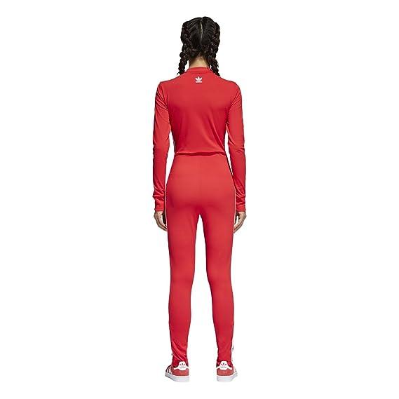 97d4a525e3c4 adidas Women Clothing Stage Suit CE4955 - Multicoloured - S  Amazon.co.uk   Clothing