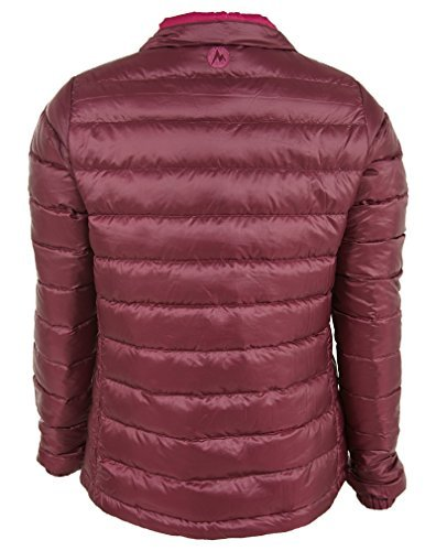 Marmot Women's Jena Jacket (Medium, Dark Wine)