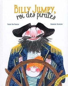 vignette de 'Billy Jumpy, roi des pirates (Hubert Ben Kemoun)'