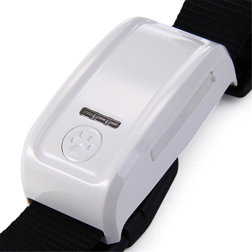 NEW ARRIVAL!!! Waterproof GPS GSM Pet Data Tracker Recorder Cat Dog Collar for IOS/Android APP