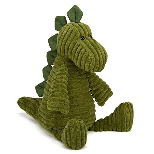 Jellycat Cordy Roy Dinosaur, Medium, 15 inches for $<!--$25.00-->