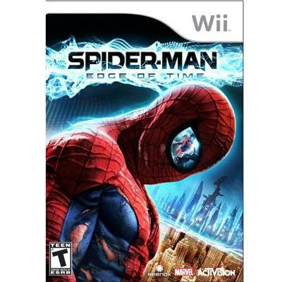 NEW - WII SPIDER-MAN:EDGE OF TIME - 84128 (Wii Spiderman Edge Of Time compare prices)