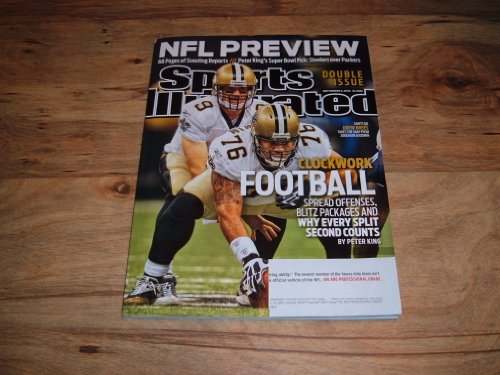Sports Illustrated Magazine, September 6, 2010