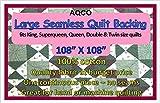 Quilt Backing, Large, Seamless, C47603-405, Dark