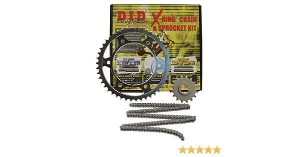 DKH-002 525VX Chain and 16//43T Sprocket Kit D.I.D.