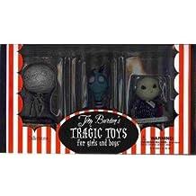 Dark Horse Deluxe Tim Burton Toxic Boy PVC Set