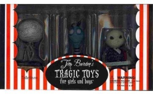 Dark Horse Deluxe Tim Burton Toxic Boy PVC Set for $<!--$10.18-->