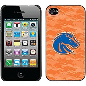 iphone covers Boise State Camo Orange design on Black iPhone 6 4.7 / 4 Thinshield Snap-On Case